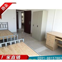 福建單層床/福州雙層床價格/閩侯大學生公寓床