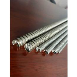 宁夏不锈钢双勾金属软管25福莱通厂家销售