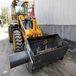 龙工30改装搅拌机铲车搅拌机行走的搅拌机1.3方容量搅拌机