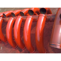 混凝土输送泵堵管原因及解决方法