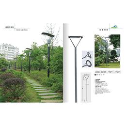 大同太阳能庭院灯,3米高太阳能庭院灯,太原宏原户外照明