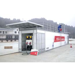 撬装式加油站公司-撬装式加油站-中盛能源站