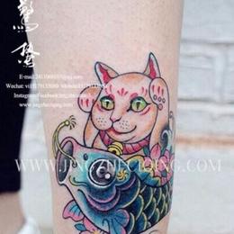 纹身馆学习哪里有 惊蛰刺青好技术