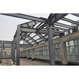 荆门钢构厂家、金宏钢构承包钢构工程、钢构厂家地址