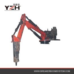 井下矿石用多功能固定式液压破碎锤
