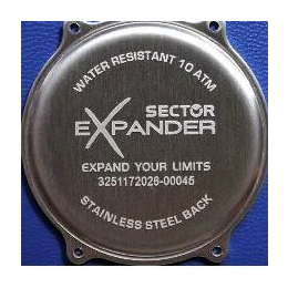 广州萝岗金属五金激光镭雕机介绍 手表后盖激光打标机厂家