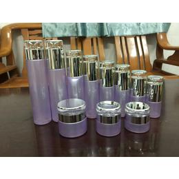 美人面透明瓶子批发定制 化妆品玻璃瓶高档膏霜瓶子乳液瓶子
