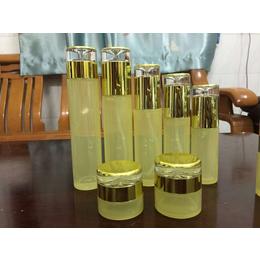 化妆品玻璃瓶定制新款乐鑫26923 化妆品玻璃瓶