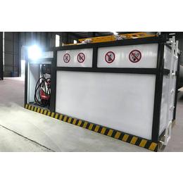 撬装式加油站装置-中盛能源厂家-湖北撬装式加油站