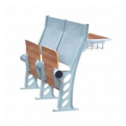 廠家直銷多媒體室課桌椅 會議教室排椅 實木學生階梯教室