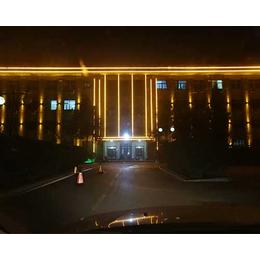 太原照明亮化、山西弛立光电公司、楼宇照明亮化设计