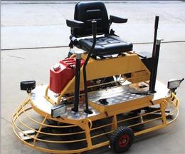 热卖24马力座驾式抹光机 混凝土地坪收光机一米水泥地收光机