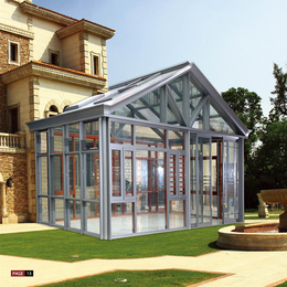 厂家 供应阳光房门窗  阳光房型材 阳光房材料样品缩略图