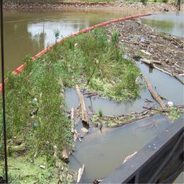 宁波生产厂家供应水上拦垃圾水草水浮莲方案