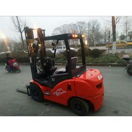 2.0吨台励福FB20交流蓄电池电动叉车
