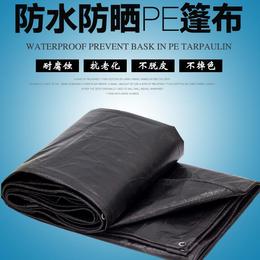 纯黑色防水篷布缩略图