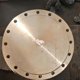鞍山DN125碳钢法兰盖坤航管件性价比高