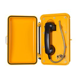 防水特种工业电话机 隧道管廊电话机