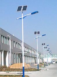 加光板 6米热镀锌喷塑 太阳能灯 保定利祥定制生产