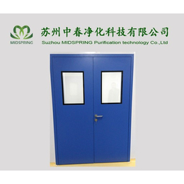 非标定制 钢制净化门 洁净净化门 防火芯材钢制门