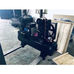 发电机带电焊空压一体机