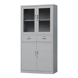 炫辞办公家具厂家供应钢制文件柜 铁皮柜 薄边柜 钢柜 密集柜