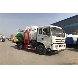 10方泔水垃圾运输车价格厂家图片配置