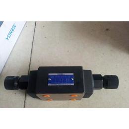 YUKEN叠加式减压阀MRP-01-B-30工作原理