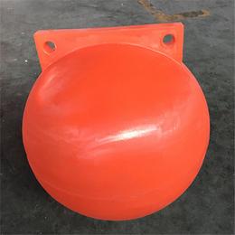 游乐场水深警示球形塑料实心防破损浮球