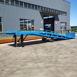 移动登车桥 汕头市14吨移动登车桥直销 集装箱装卸过桥现货