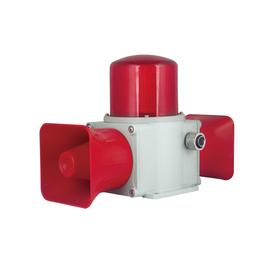 TLHD2L双喇叭重负荷LED长亮闪亮发光船用声光警报器缩略图