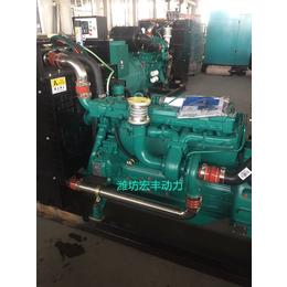150千瓦潍柴道依茨发电机组WP6D167E200六缸机械泵