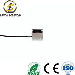 厂家定制吸盘式电磁铁HY351735 直流电源24V