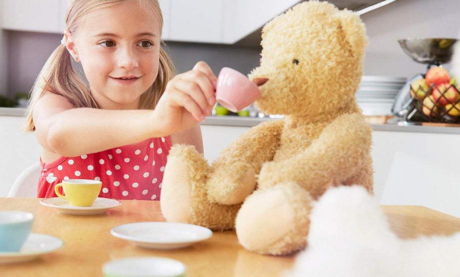 毛絨玩具中也含甲醛,家長需警惕!