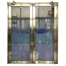 广东固盾乙级不锈钢玻璃防火门消防认证质量保证