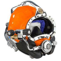 江苏代销kirby morgan KMB37打捞潜水头盔