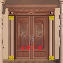 JH-1731铝合金大门