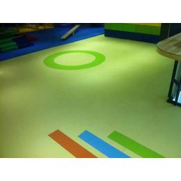 蓬安地胶蓬安舞蹈室塑胶地板同质透心PVC地板