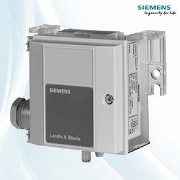 西门子QBM2030-5风管微压差传感器压差变送器