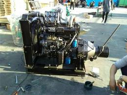 潍坊R4105ZP柴油机配水泥罐车型号大全