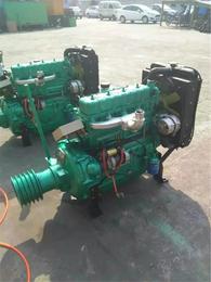 潍坊ZH4102水泥罐车空压机柴油机应用广泛