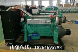 厂家供应潍坊6126ZLD柴油机六缸380V稳定电压
