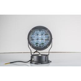 山西太原市LED一束光投光灯厂家双重防水可靠品质明可诺照明