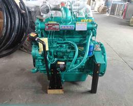 潍坊R4105ZD发电型柴油机配套50千瓦柴油发电机组