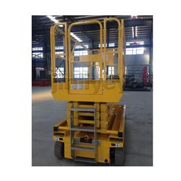 液压自行式升降机价格-甘肃自行式升降机价格-金力机械原装现货