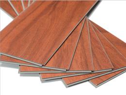 欧特格美4厘石塑地板新款无醛防水石塑地板厂家