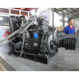 潍坊固定作业型ZH4100P柴油机配套粉煤机