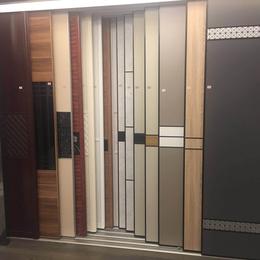 定制衣柜推拉门百叶木质板式整体衣柜定做家具移门衣柜现代简约缩略图