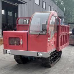 载重5吨履带运输车 农用四不像拖拉机