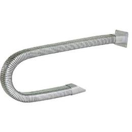 拖链矩形金属管、奥兰机床附件、矩形金属管
